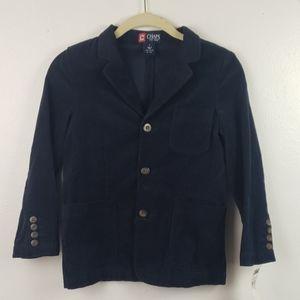 Chaps Boys Corduroy Blazer Jacket SZ 7 NWT